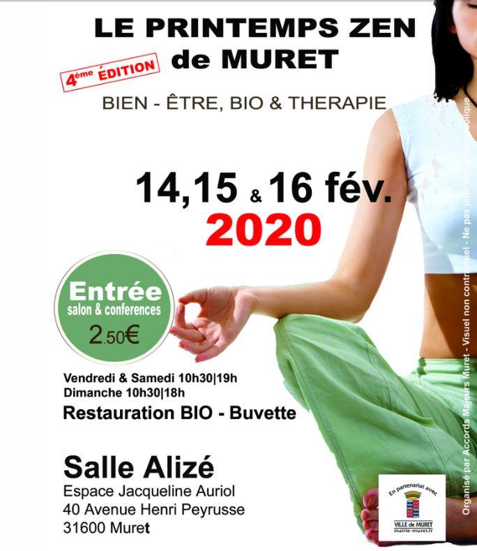 Salon ZEN Muret 2020